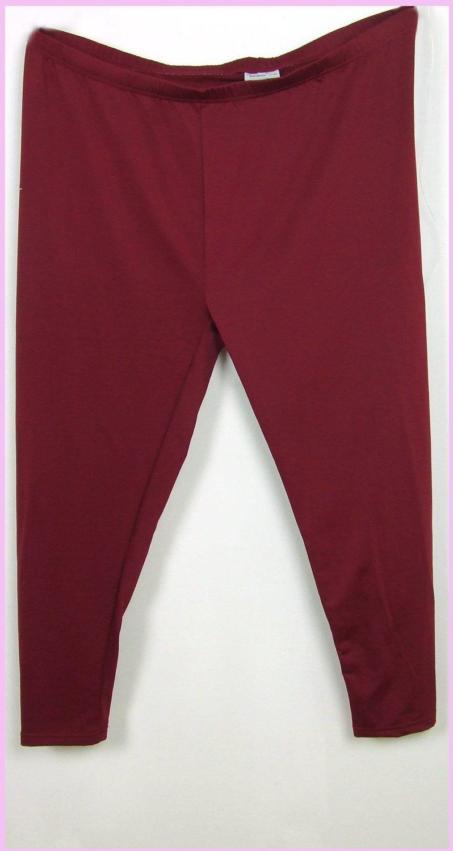 58/60-as nagyméretű bélelt leggings