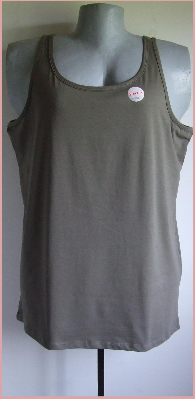 4xl 52/54 nagyméretű hosszított pamut trikó
