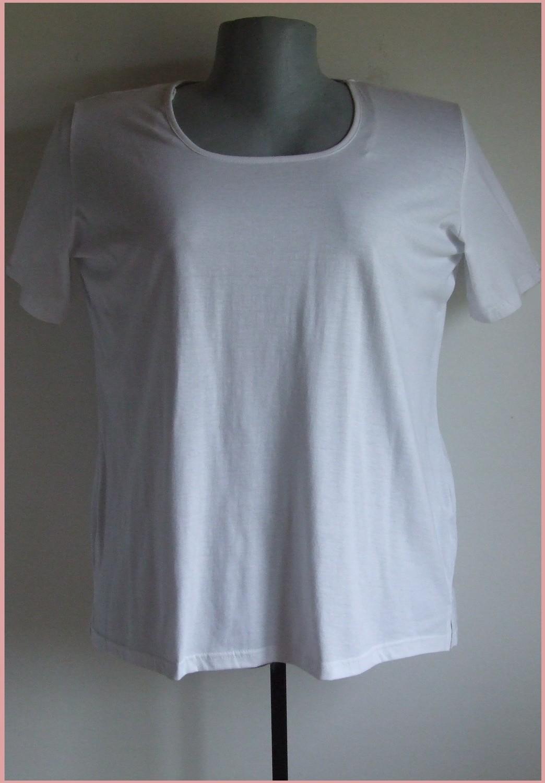 4xl 52/54 nagyméretű pamut póló