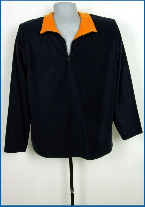 3xl 62/64 nagyméretű polár jellegű pulóver férfiaknak