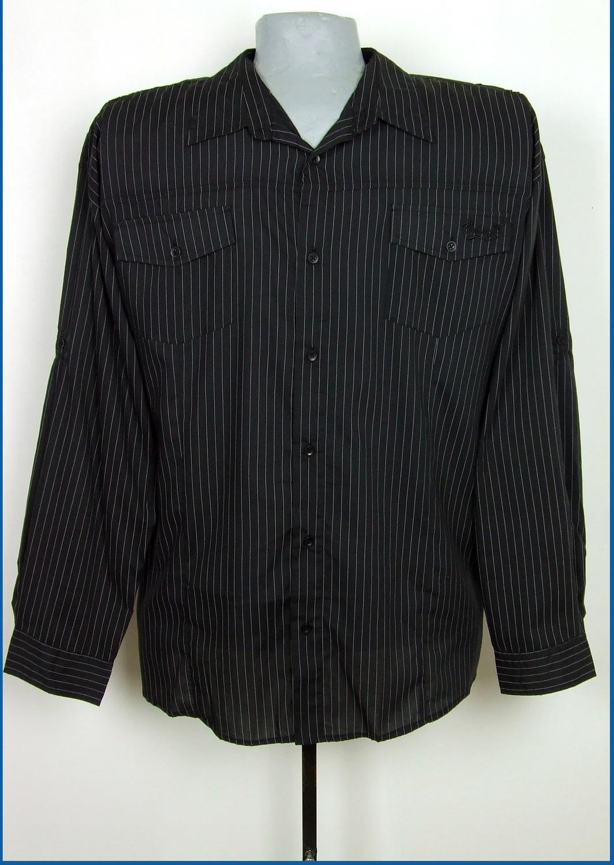 5xl 51/52-es divatos nagyméretű férfi ing