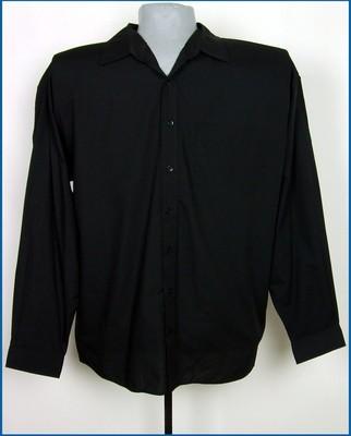 4xl 49/50-es nagyméretű hosszú ujjú férfi ing