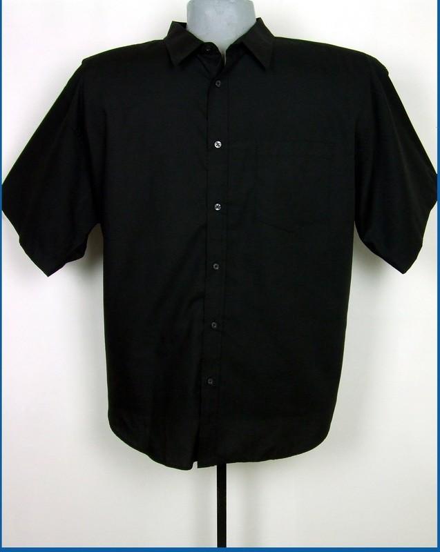 4xl 49/50 nagyméretű rövid ujjú férfi ing