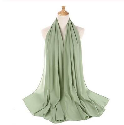 Stola / Schultertuch mintgrün