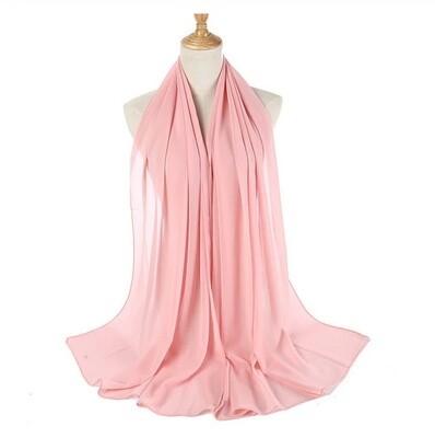 Stola / Schultertuch rosa süss