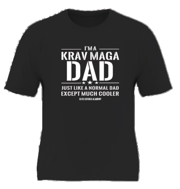 Krav Maga Dad T-Shirt