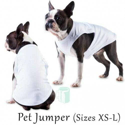 Dog Vest - Personalized