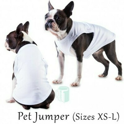 Dog Vest - Personalized