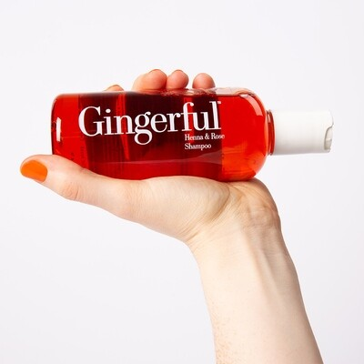 Henna & Rose Shampoo For Redheads
