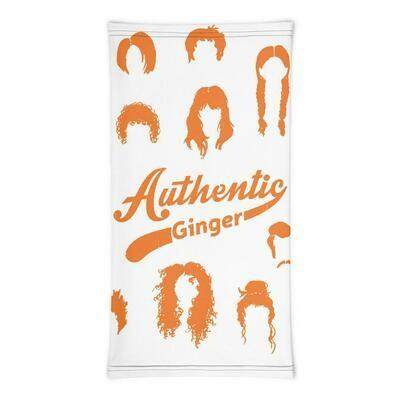 'Authentic Ginger' Neck Gaiter
