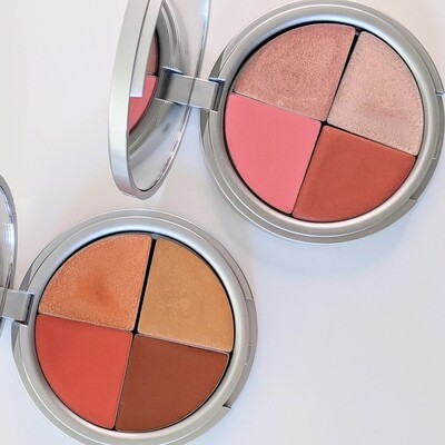 Beauty Fix Crème Palette For Cheeks, Lips, Highlighter
