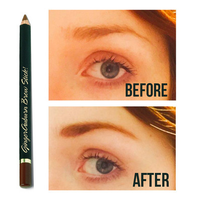 GingerAuburn Eye Brow Pencil