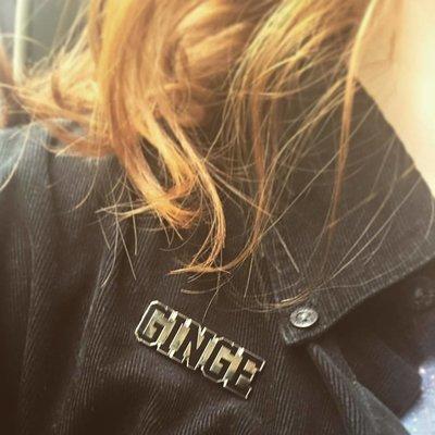 'GINGE' Pin