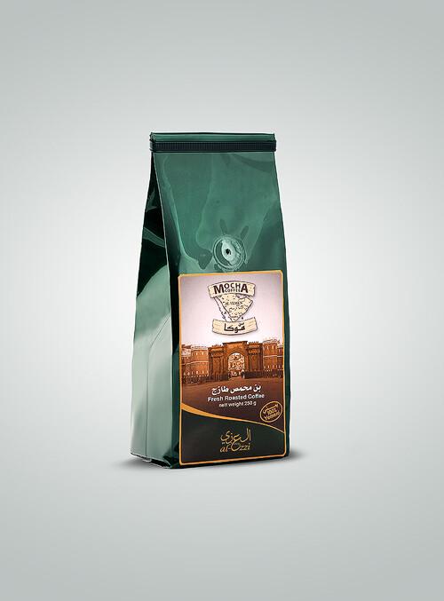 Mocha Yemeni, Roasted Coffee Beans