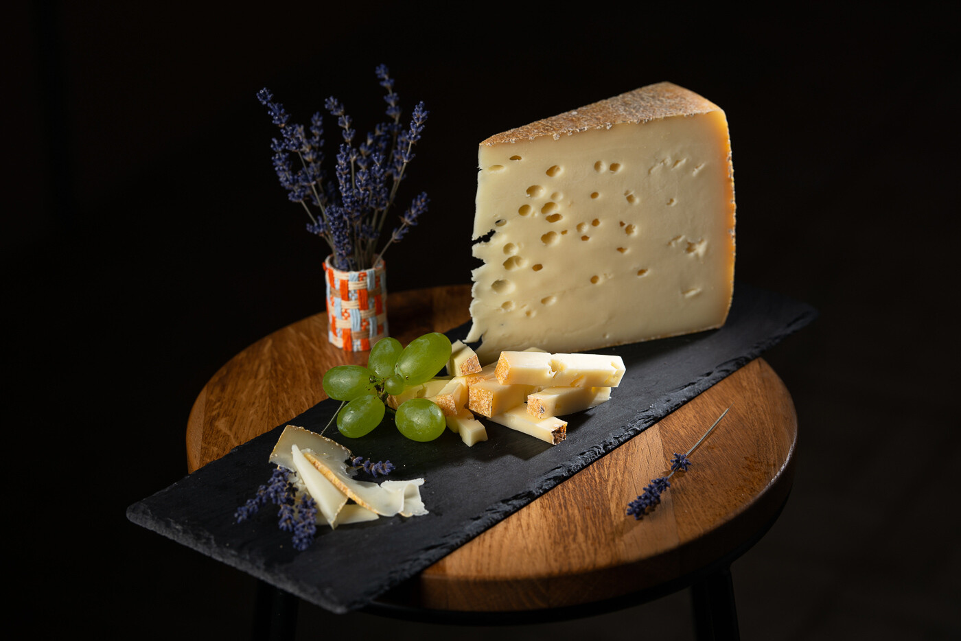 Brânză maturată 3 luni - Port Trapist
