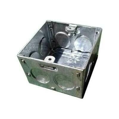 3x3 GI Back Box
