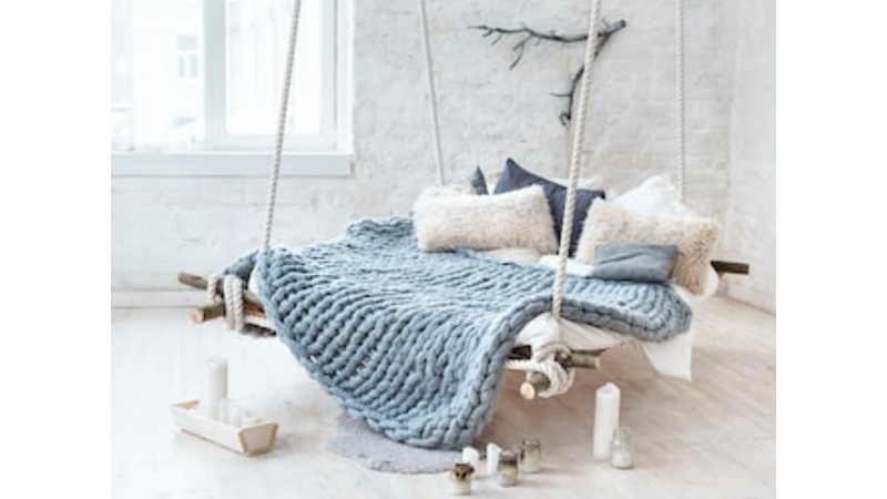 Arm Knitting Workshop-Chunky Blanket