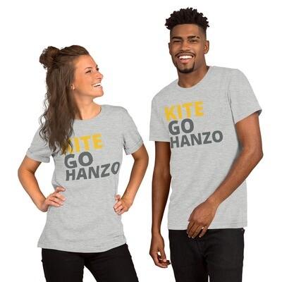 Unisex Kite, Go Hanzo T-Shirt