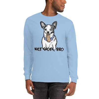 Long Sleeve Mr. Marbles T-Shirt