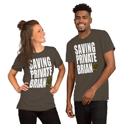 Unisex Saving Private Brian T-Shirt