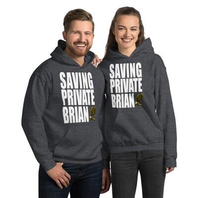 Unisex Saving Private Brian Hoodie