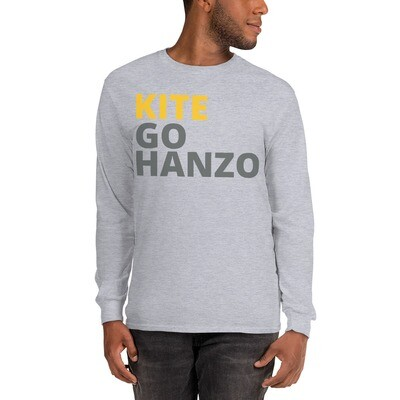 Long Sleeve Kite, Go Hanzo T-Shirt