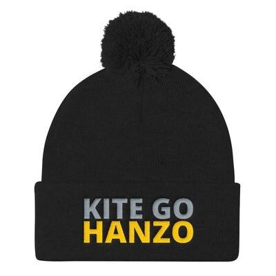 Kite, Go Hanzo Pom Pom Knit Cap