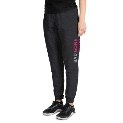 BAD GIRL GONE GOOD Unisex Joggers