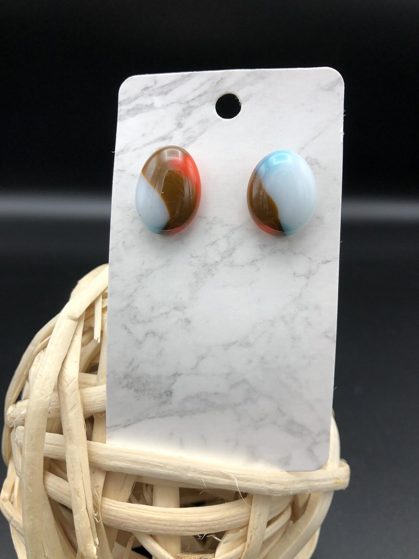 Southwest Stud Earrings