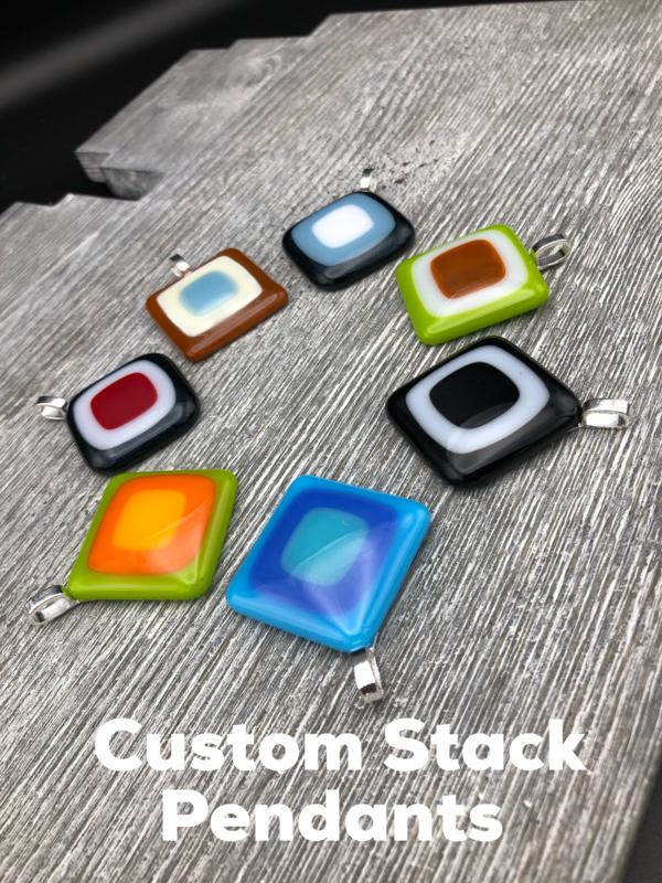 Custom Stack Pendant
