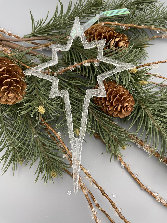 North Star Ornaments or Suncatchers