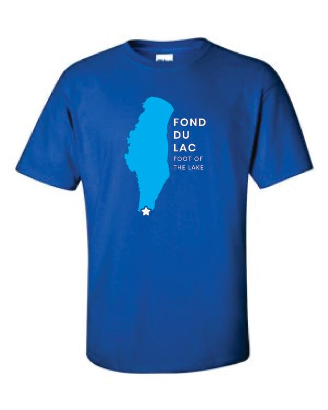 Foot of the Lake Shirt