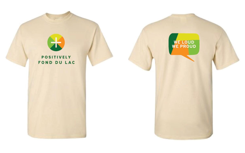 Positively Fond du Lac Shirt
