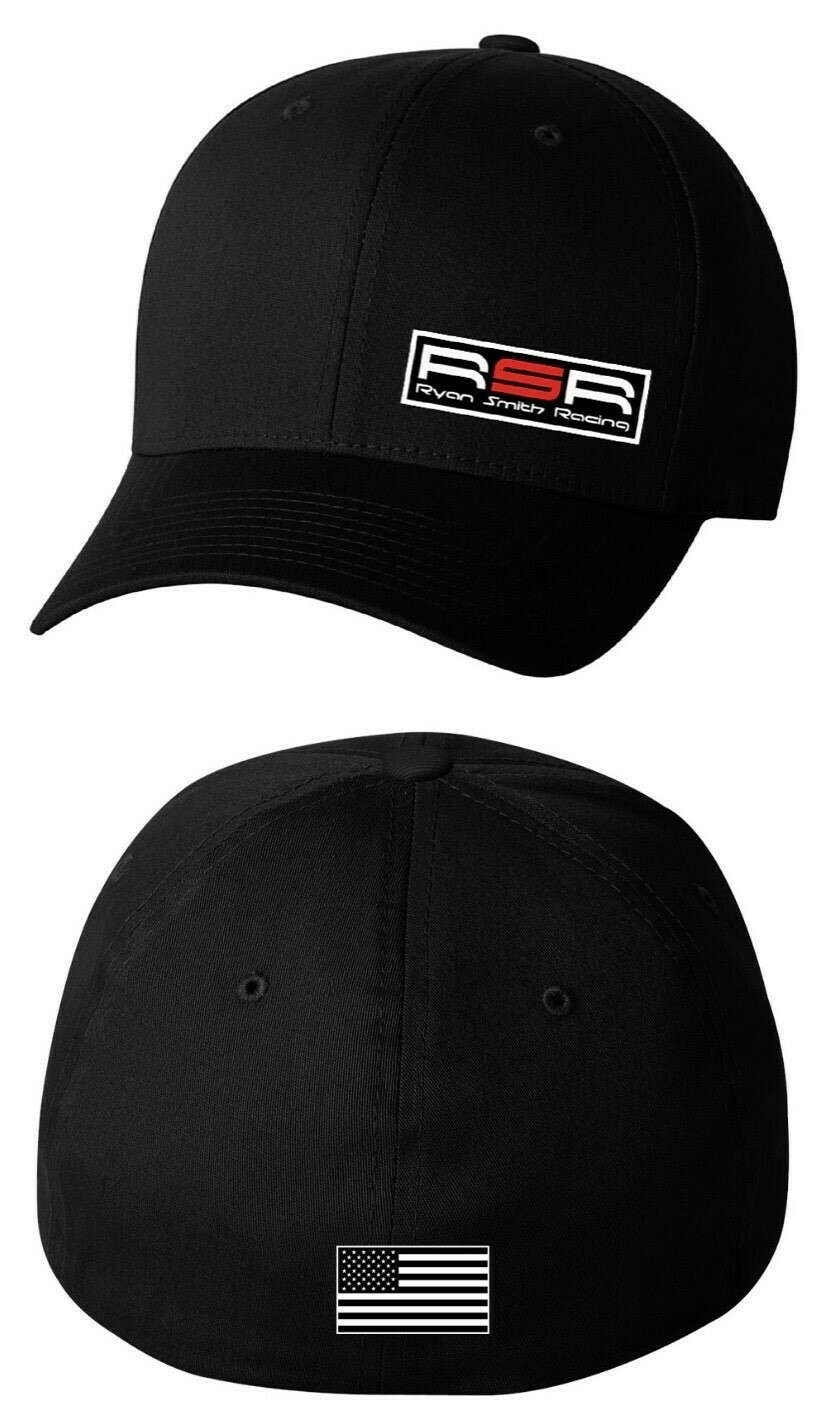 2020 RYAN SMITH RACING Flexfit Hat