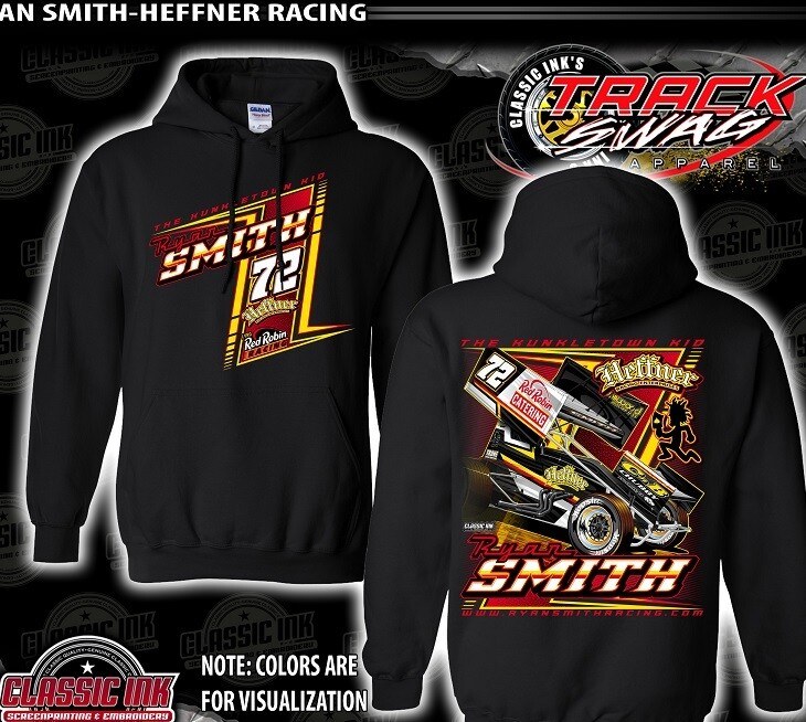 Ryan Smith #72 Hoodies *SALE*