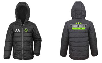 Select Soccer Padded Coat
