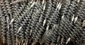Ёрш металлический спиральный (12 калибр)