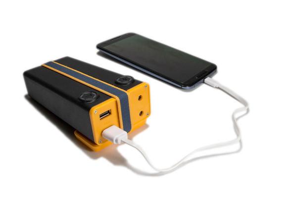 """Портативное высокоскоростное зарядное устройство """"Pronto 12"""""""