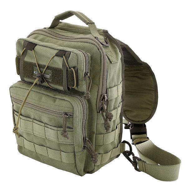 Мужской однолямочный рюкзак Matangi