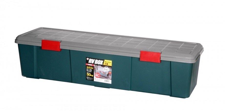 Бокс в багажник автомобиля IRIS RV BOX 1150D