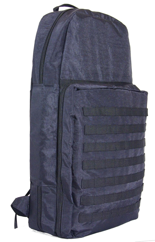 Охотничий рюкзак для оружия Tactical 75. Чёрный