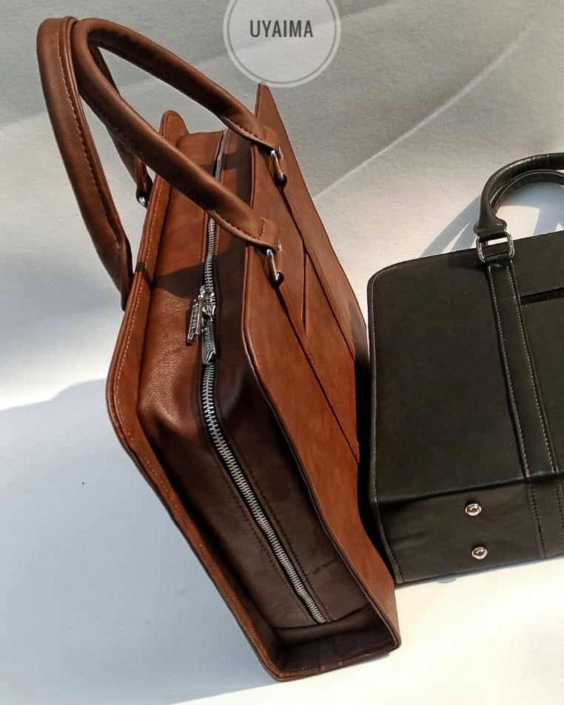 Uyaima Work Bag - Brown