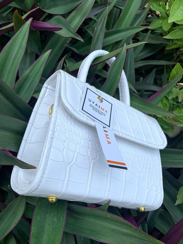 Idara Mini - White