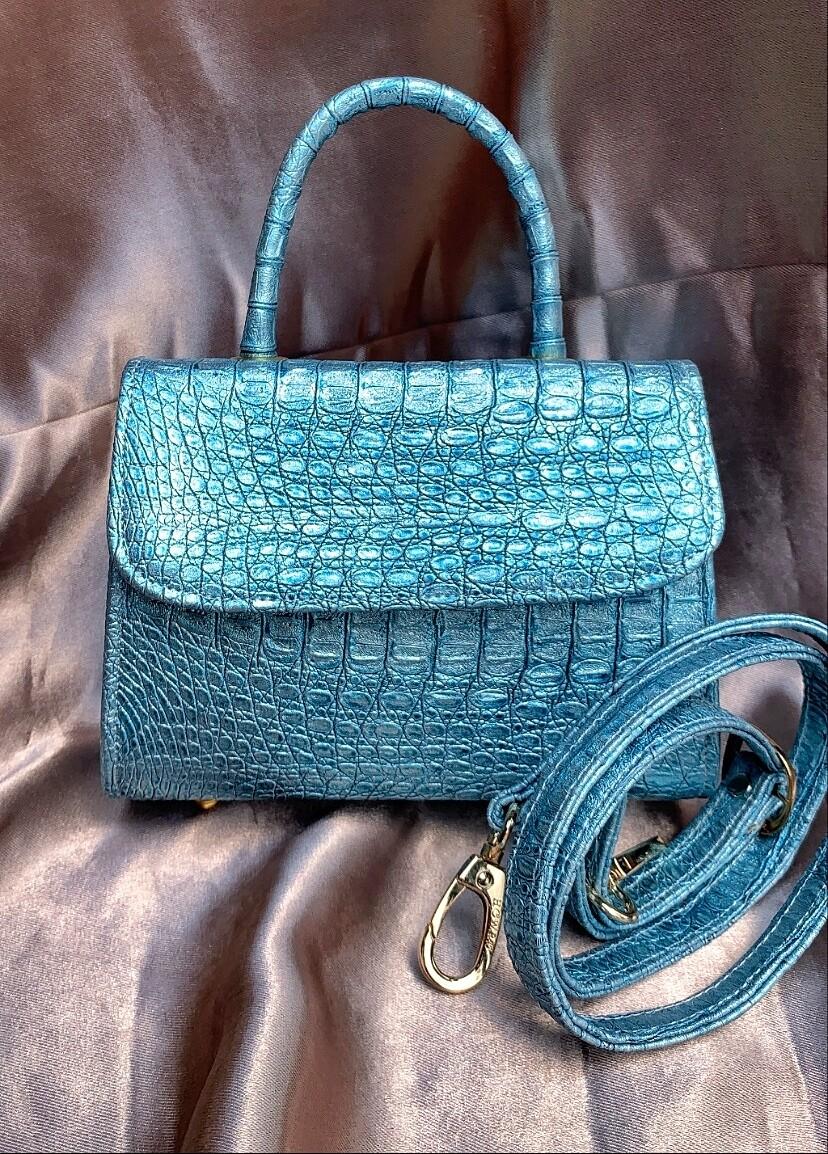 IDARA Mini - Metallic Blue