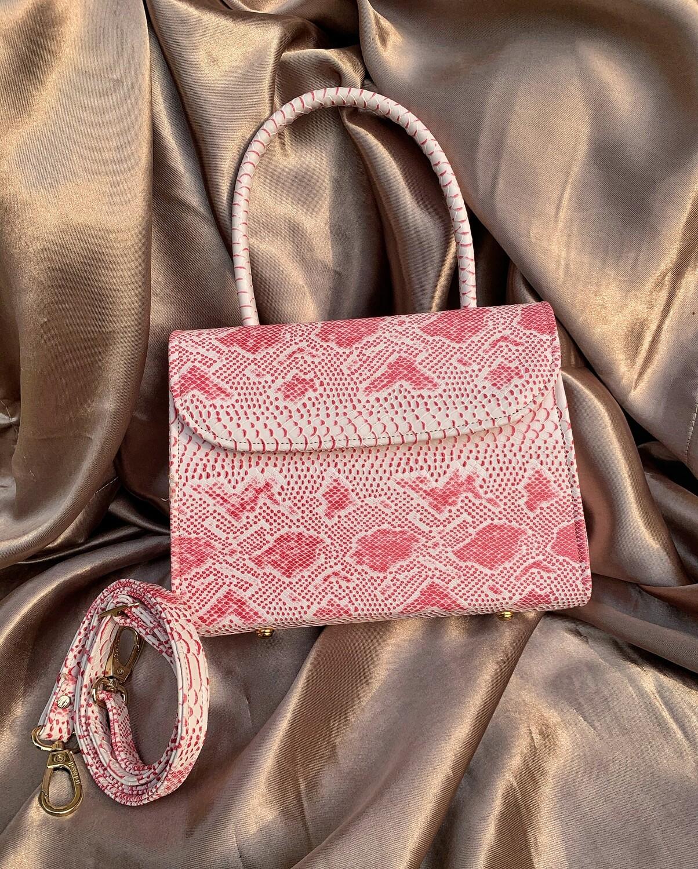 IDARA - Pink & White