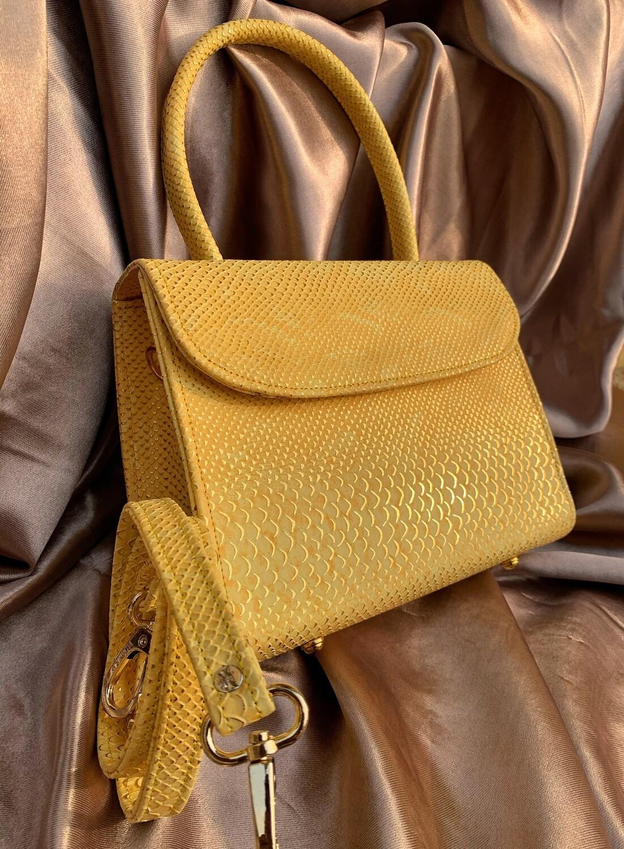 IDARA - Yellow