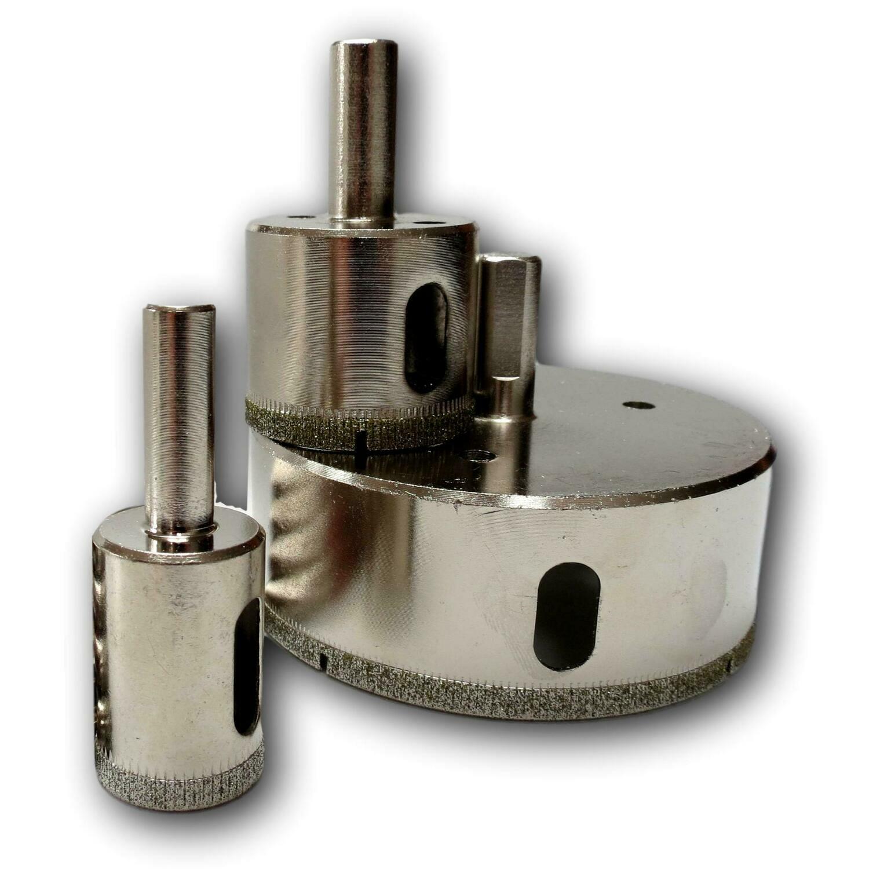 27 to 100mm Diamond Drill Bits