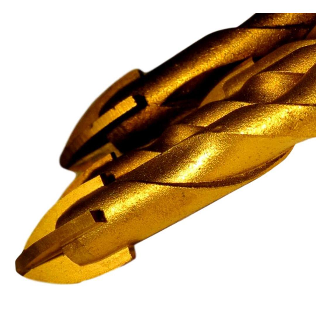 Swirl Titanium Cross Head Bits