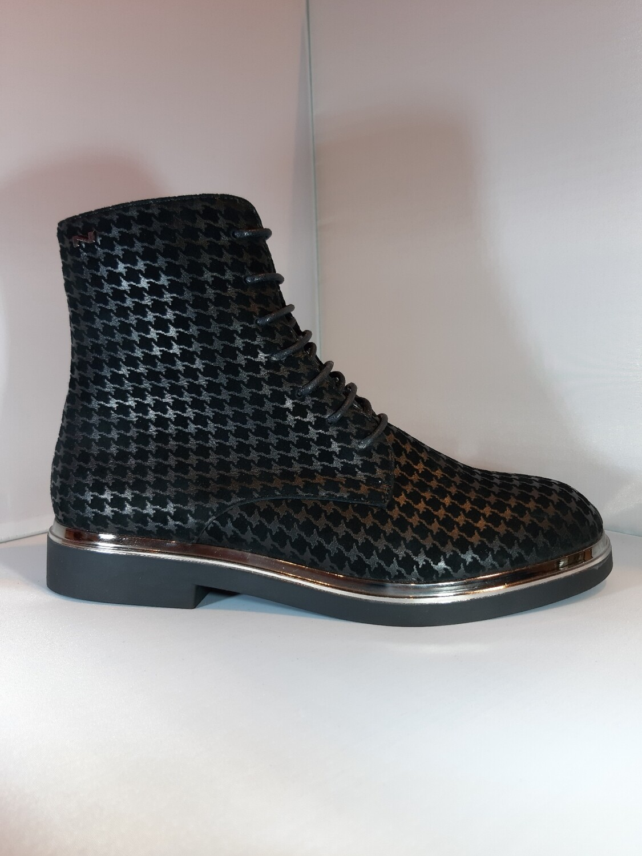 Nathan-Baume   Boot zwart pdp