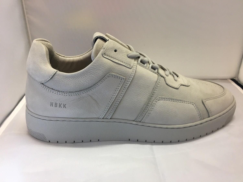 Nubikk | Sneaker heren grijs daim